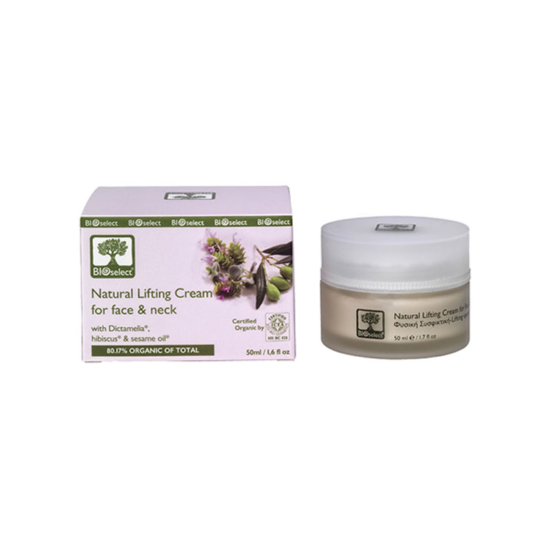 Natural Lifting Cream For Face & Neck