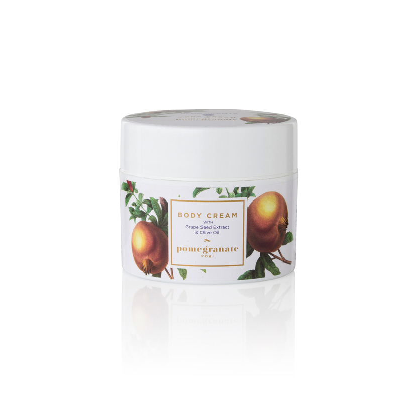 Body Cream Pomegranate